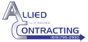 allied contracting logo