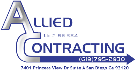 allied contracting logo address